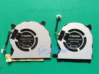 Laptop CPU Cooling Fan For Lenovo Ideapad U300s U300S 2DU EG50040V1 C020 S9A EG50040V1 C010 S9A L+R One Pair Cooler