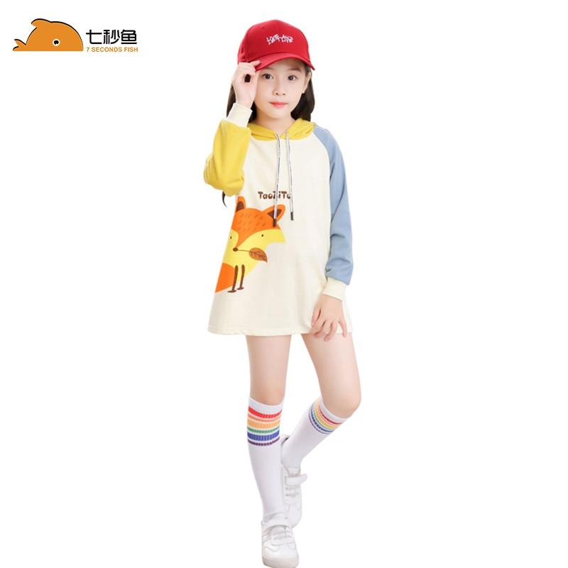 girls long sleeve tops 2020 spring toddler girl shirts 2-8 year tee shirt cotton girls hoodies  girl autumn outfit 1