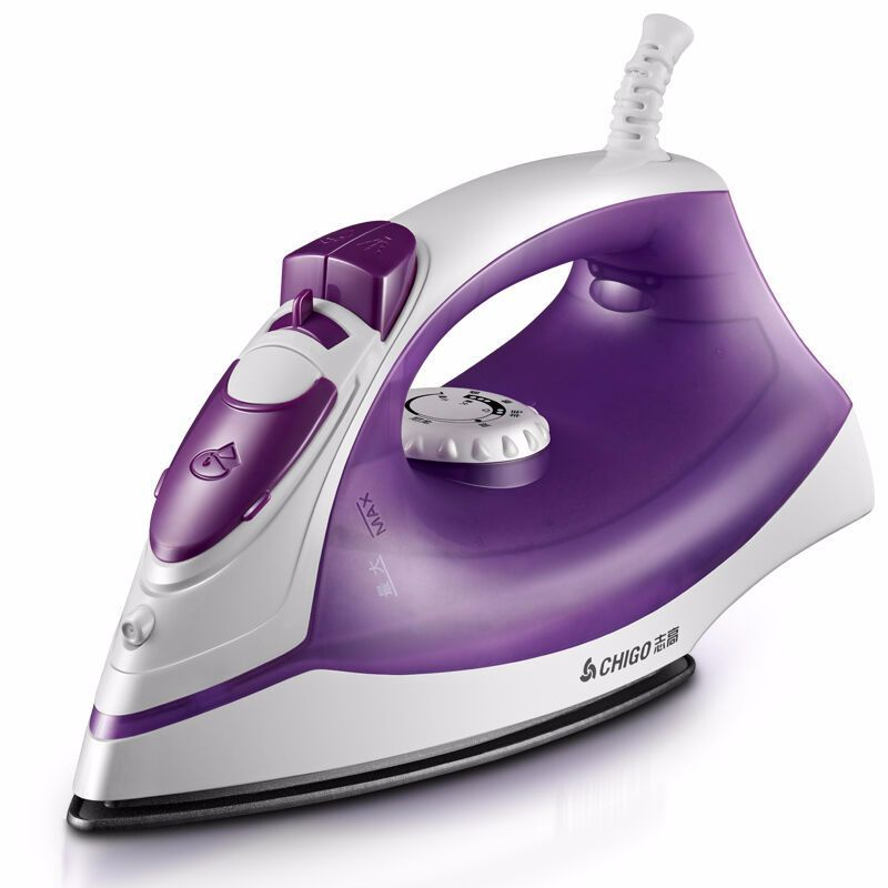 Chigo Electric Iron ZG-Y107 Steam Iron Household Handheld Hanging Mini Electric Iron Non-stick Bottom Plate