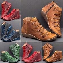 Женская обувь для кроссфита; сезон осень-зима; обувь для фитнеса с перекрестными ремешками; ботинки в стиле панк; женская спортивная обувь на плоской подошве; ботильоны из искусственной кожи