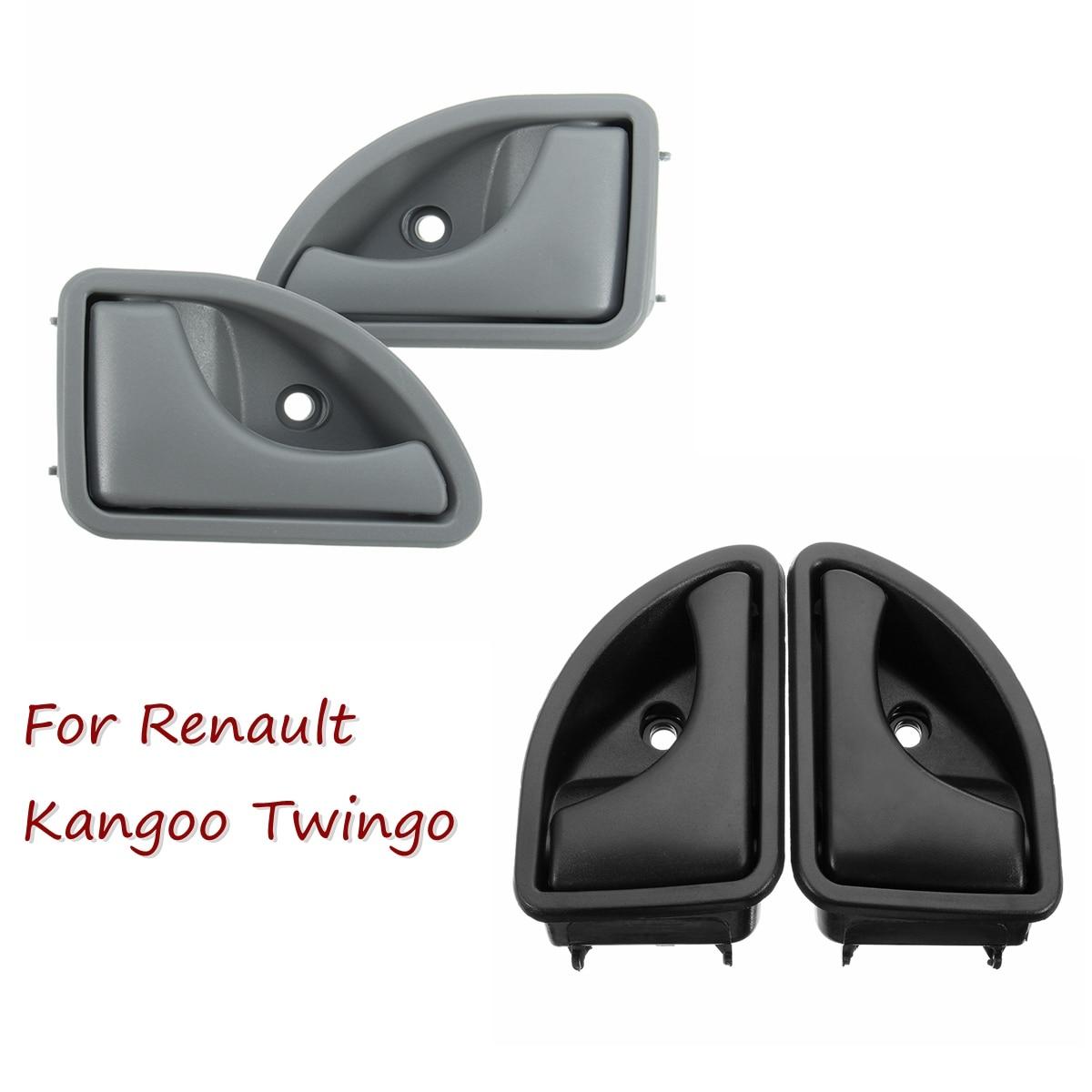 Auto Interieur Deurklink Links Of Rechts Voor Renault 1997-2007 Kangoo & 1997-2003 Twingo Oem 8200247802 82002478