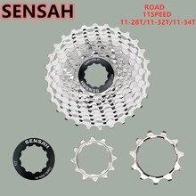 SENSAH Cassette ultraligero para bicicleta de carretera, 11 velocidades, 28 32 34T, volante plegable
