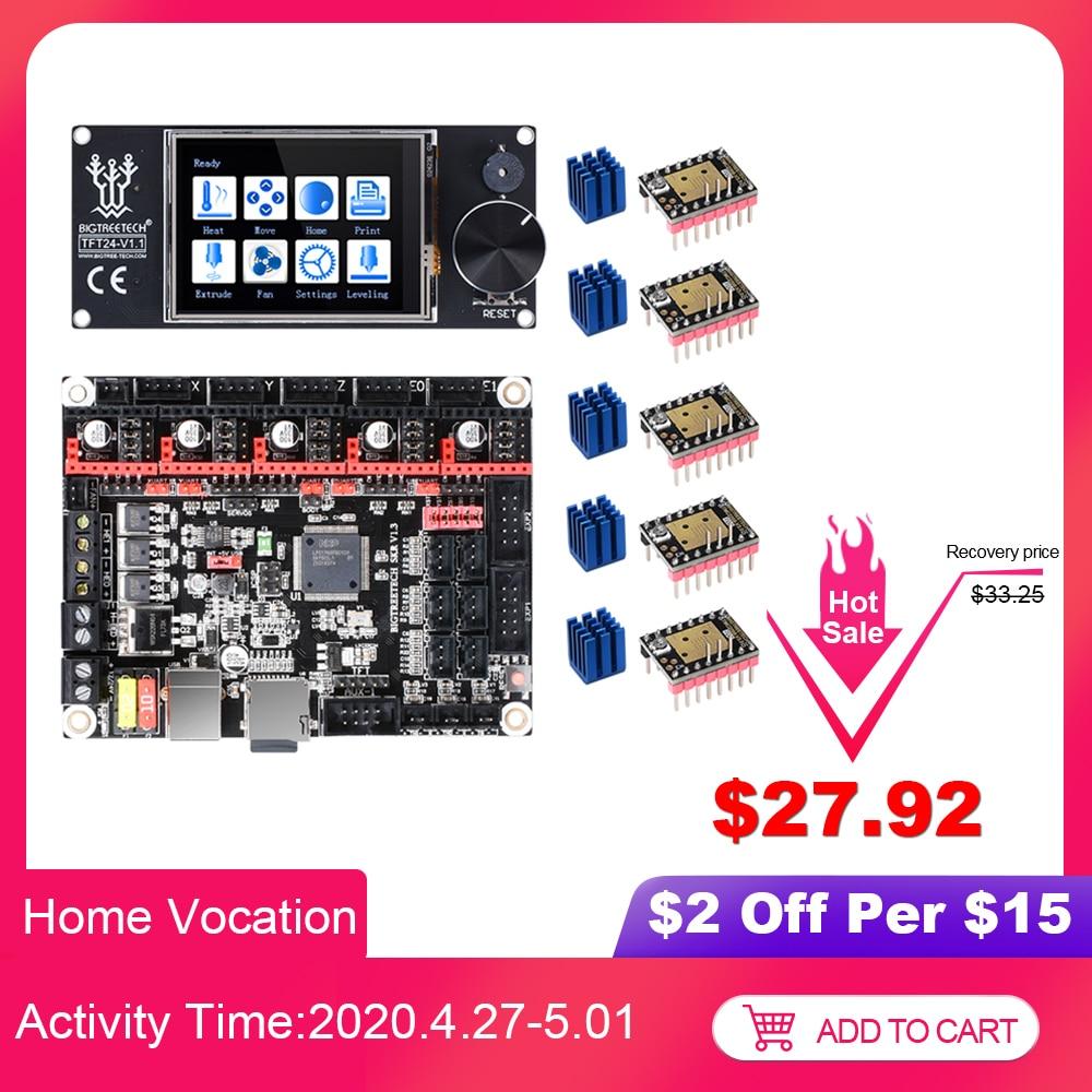 TFT35 V3.0 BIGTREETECH BTT002 V1.0 Control Board 32Bit for Prusa i3 MK3 Support TMC2209