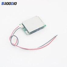 3S 4S 18650ion Carte de Protection de Batterie Au Lithium 100A 12V 16.8V inverseur Li-ion Packs BMS 3.2V 3.7V avec l'équilibre dissipateur de chaleur