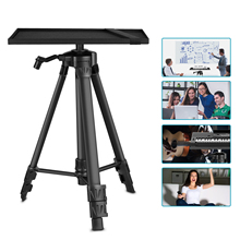Neewer Aluminum Tripod Projector Stand Adjustable Laptop Stand Computer Stand with Plate and Carry Bag  for Projectors/Laptop