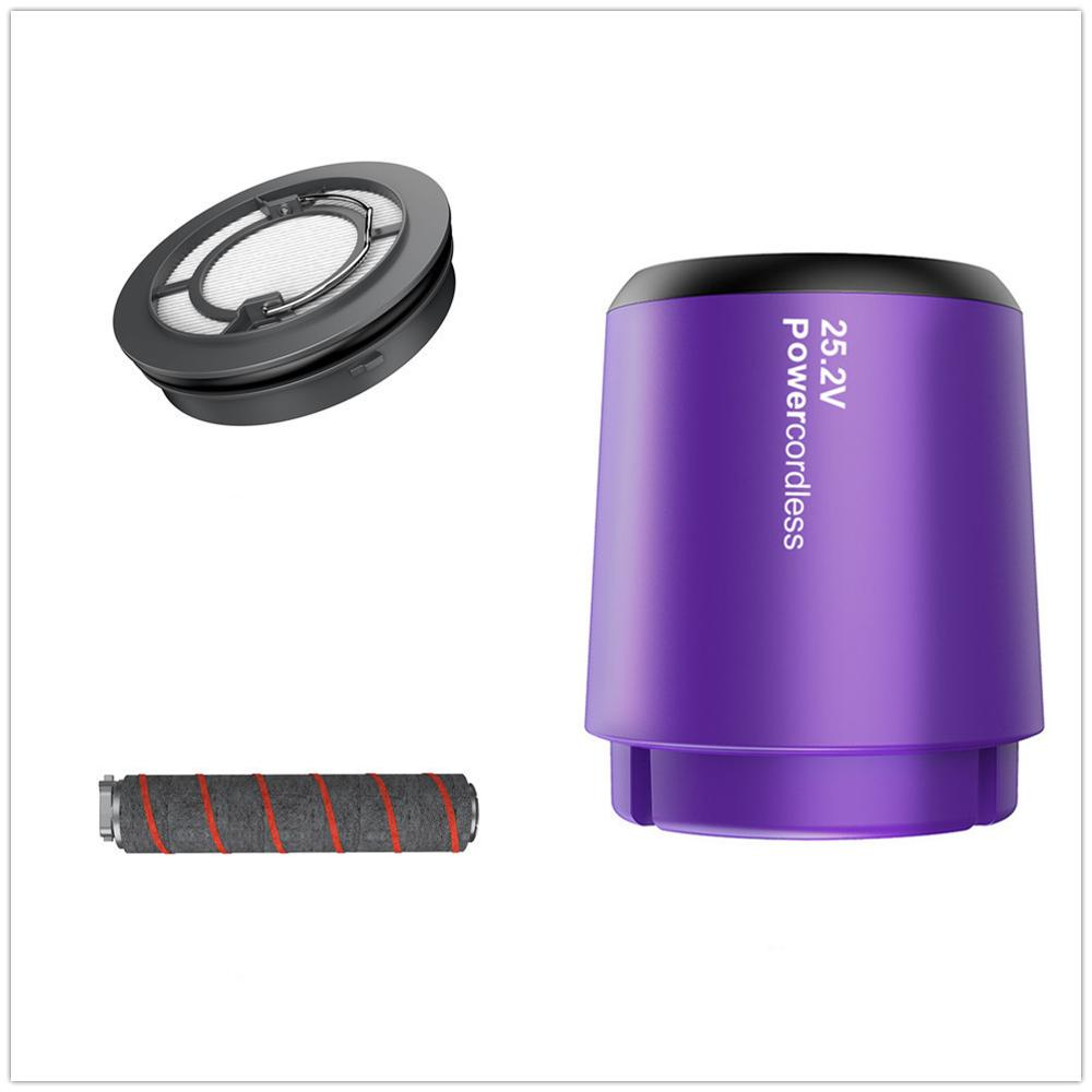 Cordless Vacuum Cleaner Accessories For V16 Of Battery&hepa&brush