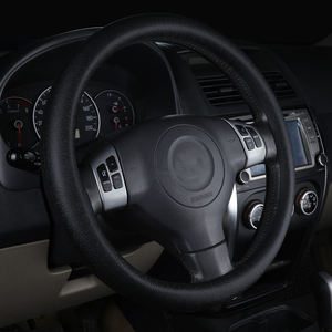 Image 5 - Car Styling coprivolante universale in Silicone per auto coprivolante Texture accessori per volante in Silicone morbido multicolore morbido