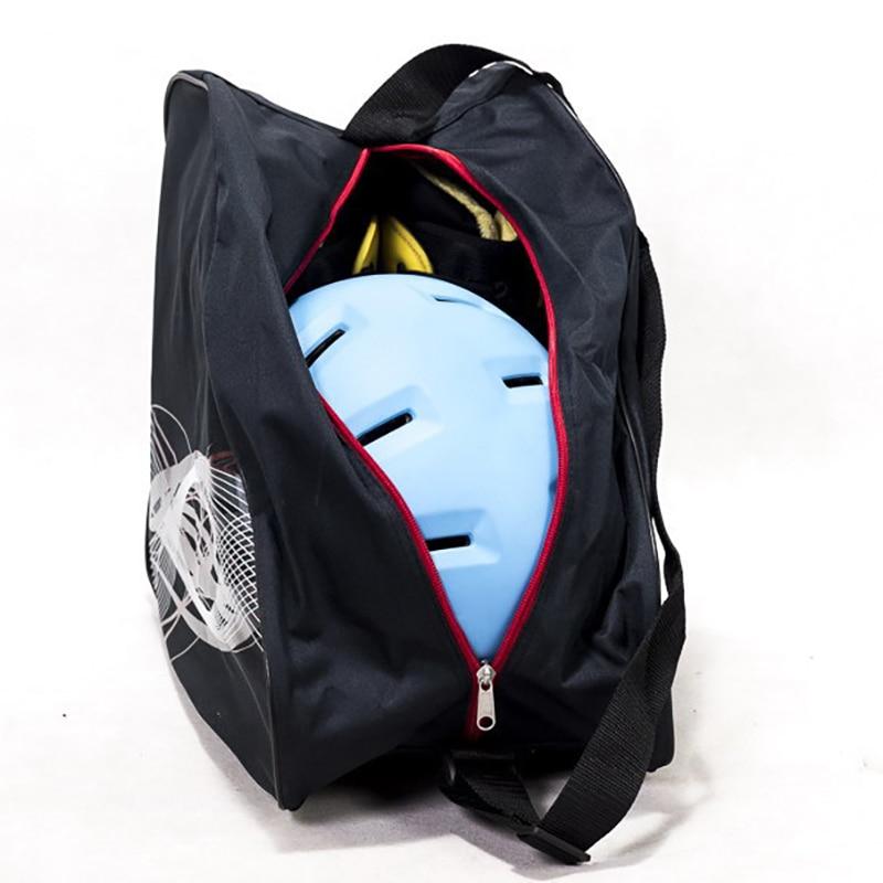 Ski Snow Boots Bag Portable Big Capacity Thick Professional Skate font b Helmet b font Outdoor