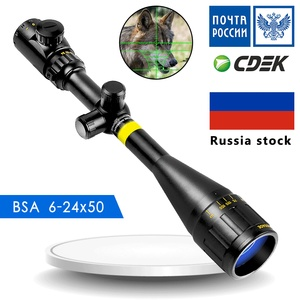 BSA OPTICS 6-24x50AOE Tactical