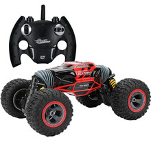 360 Degrees Rotating Double Sided RC Stunt Car-Sided Modelin