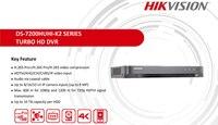 Hikvision hybrydowy 4ch/8ch/16ch DVR DS 7204HUHI K2 DS 7208HUHI K2 DS 7216HUHI K2 TURBO HD 5 w 1 wideorejestrator bezpieczeństwa dla kamera analogowa na