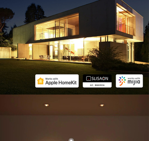Image 5 - Yeelight Smart downlight 2700 6500K oprawa sufitowa w dół Light Mesh Hub dla aplikacji Mijia do inteligentnego sterowania APPle homekit