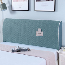 Dust-Case Headboard-Cover Bedside Comfortable Back-Protection Elastic All-Inclusive