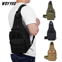 Trekking Backpack Shoulder-Bags Sports Climbing Tactical Outdoor Camping
