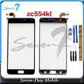Touch Screen Per Asus Zenfone 4 Max ZC554KL Touch Screen del Pannello Digitizer