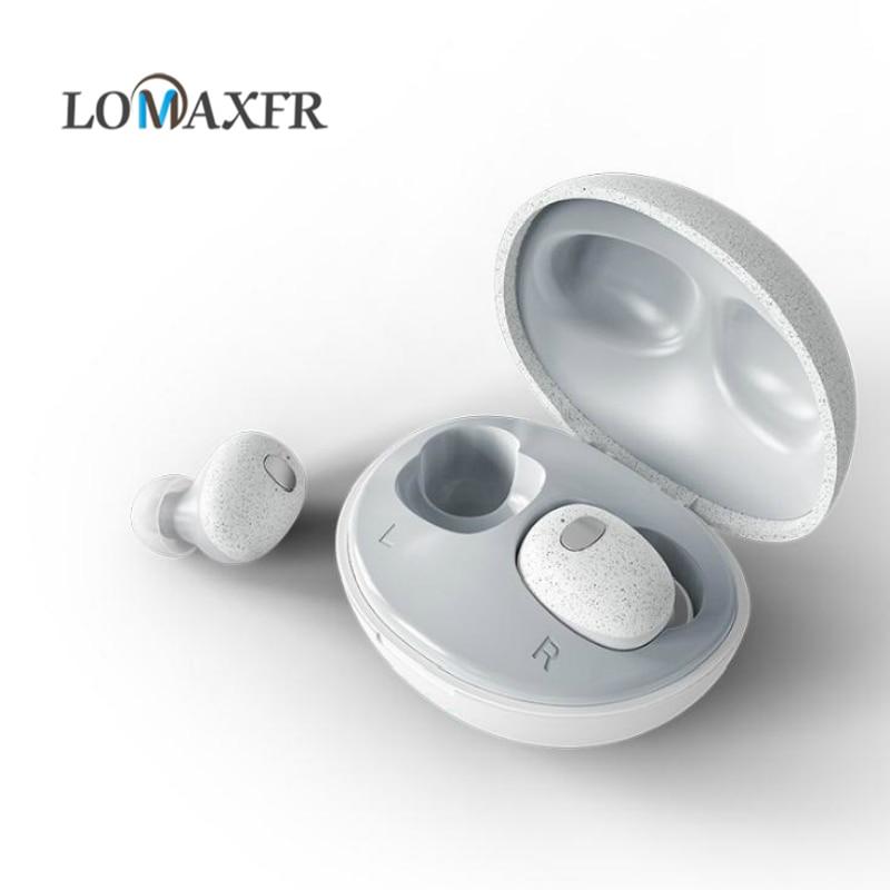 5.0 Bluetooth écouteurs sport en cours d'exécution écouteurs véritable casque sans fil IPX7 étanche Auto appairage casque TWS avec Microphone