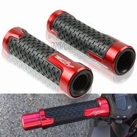 """For Honda XRV750 L Y Africa Twin 90 03/CRF1000L Africa Twin 15 18 Motorcycle 7/8""""22mm Anti Slip Handlebar Grips Handle Hand Bar