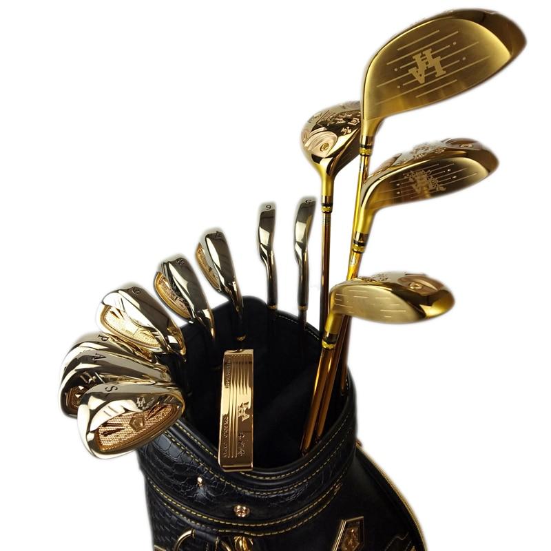 original OEM golf clubs Ichiro complete clubs set club Driver+Fairway wood+UT+irons+putter graphite shaft free shipping