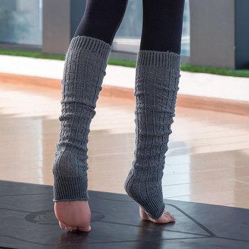 Sport Exerice kryty Casual kolana nogi podgrzewacze dla Ldies 2020 Punk elastyczny wysoki elastyczna dzianina długie skarpetki damskie ciepła Slim wysokie skarpetki tanie i dobre opinie CN (pochodzenie) Stałe WOMEN 50CM Getry Akrylowe LW003