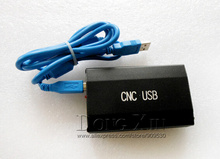 цена на Free shipping CNC USB interface card USBCNC3 4 axis Mk1CNCUSB alternative MACH3 D Used engraving machine