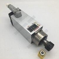 Chang Sheng 2.2KW ER25 18000 rpm 220 V 93*82mm luftgekühlten Spindel Motor Hohe Präzision für CNC Router Holzbearbeitung ersetzen HSD Neue