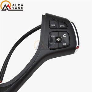 Image 3 - Suzuki için Vlivo 2015 2018 Vitara 2016 2018 s çapraz 2016 cruise kontrol anahtarları direksiyon düğmeler araba aksesuarları düğmeleri