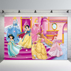 7x5FT Snow White Bel...