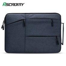 Sac à manches pour ordinateur portable, mallette pour MacBook Air 13.3 13 15 15.4 15.6 16 pouces Huawei Matebook D 14 X Pro Samsung Notebook Cover