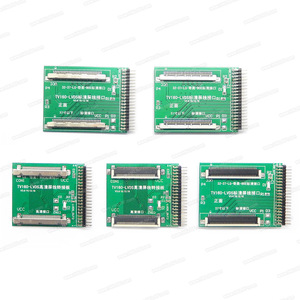 Image 4 - Тестер материнской платы для 6 го ТВ 160, инструменты для Vbyone и LVDS в HDMI конвертер с 7 адаптерами + Подарок, программатор EZP2019