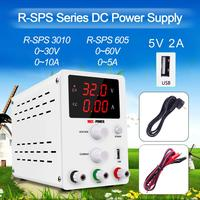 30V 10A 60V 5A lab power supply new mini switching dc power supply unit fonte de bancada bench source digital current stabilizer