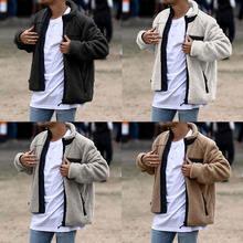 Зимняя куртка мужская 2021 Мода со стоячим воротником мужской