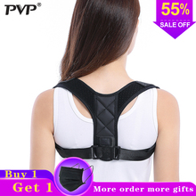 Adjustable Medical Men/women Back Posture Corrector Clavicle Spine Shoulder Lumbar Brace Support Belt Correction