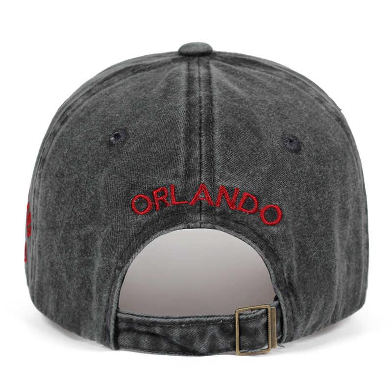 العلامة التجارية الرجال قبعات البيسبول أبي Casquette النساء Snapback قبعات العظام القبعات للرجال موضة خمر Gorras رسالة قبعة قطنية