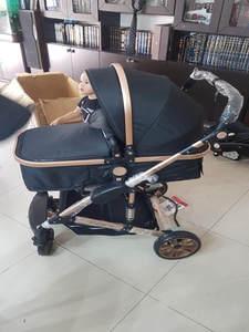 Infant Stroller Baby Pram Newborn Portable Luxury Comfort 3-In-1 0-36M High-Landview