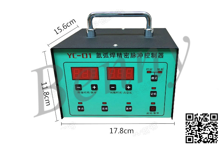 TIG Welding Machine Modified Precision Pulse Controller Stainless Steel Cold Welding Machine Home Multi-function