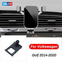 Для volkswagen vw golf 7 mk7 2014 2020 автомобильный мобильный
