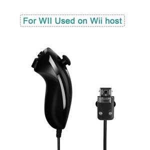 Image 3 - Wired Nunchuck Controller For Nintendo Wii Console Free shipping