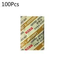 100 мешков deоксидант 30cc Кислородные поглотители для лунного