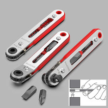 3Choices Mini Magnetic Ratchet Wrench 1/4