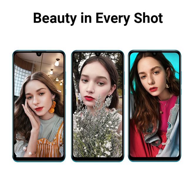 In stock Global Version Huawei P30 Lite 4GB 128GB Smartphone 6.15 inch Kirin 710 Octa Core Mobile Phone  Android 9.0 CellPhone