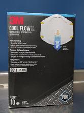 3M N95 Mask Particulate Respirator 8511 10Qty/Box