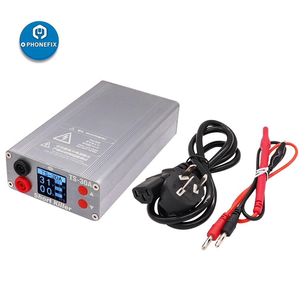 TS-30A TS-20A Short Killer PCB Short Circuit Fault Detector Box Short-circuit Fault Diagnosis Instrument For IPhone Repair