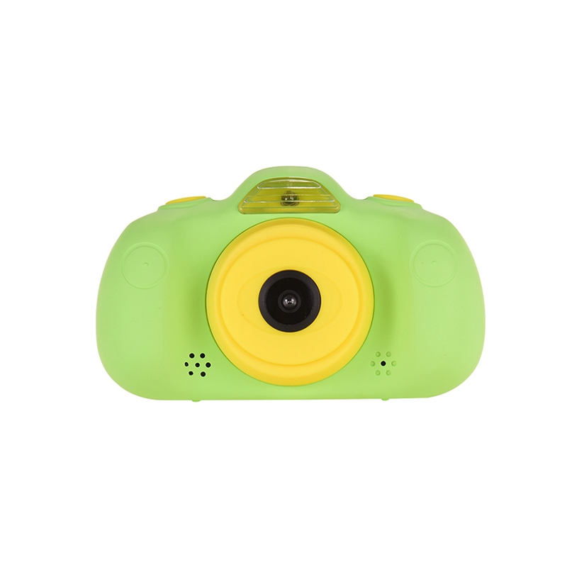 2.4 Inch Lcd Screen Dual Lens Children's Sports Digital Camera Kids Cartoon Mini Slr Camera