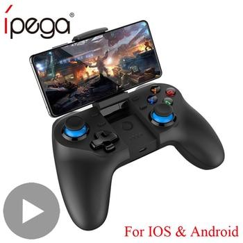 Control Bluetooth Joystick for Android Smart TV Box PC Phone Gamepad Pubg Controller Mobile Trigger Joypad VR Game Console Pad джойстик vr box bluetooth gamepad 2 0