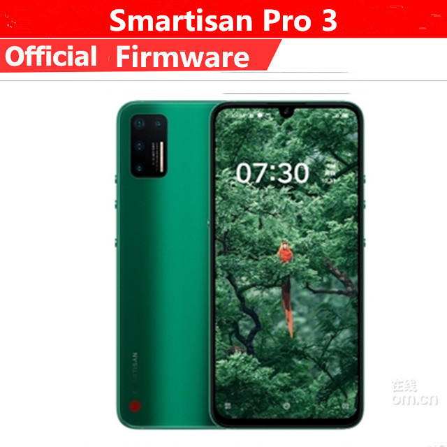 "Original Smartisan Nut Pro 3 Mobile Phone Snapdragon 855 Plus 6.39"" AMOLED 12GB RAM 256GB ROM 48.0MP 5 Cameras Fingerprint Face(China)"