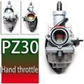Карбюратор PZ30, КАРБЮРАТОР cyclettr250 PZ30 175CC/200CC/250CC, ручной карбюратор PZ30 VM26