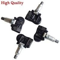 4 pces 52933 2b000 529332b000 52933 2b000 433 mhz tpms sensor de alarme de monitoramento da pressão dos pneus sensor para kia hyundai|Sistemas de monitoramento de pressão dos pneus|   -