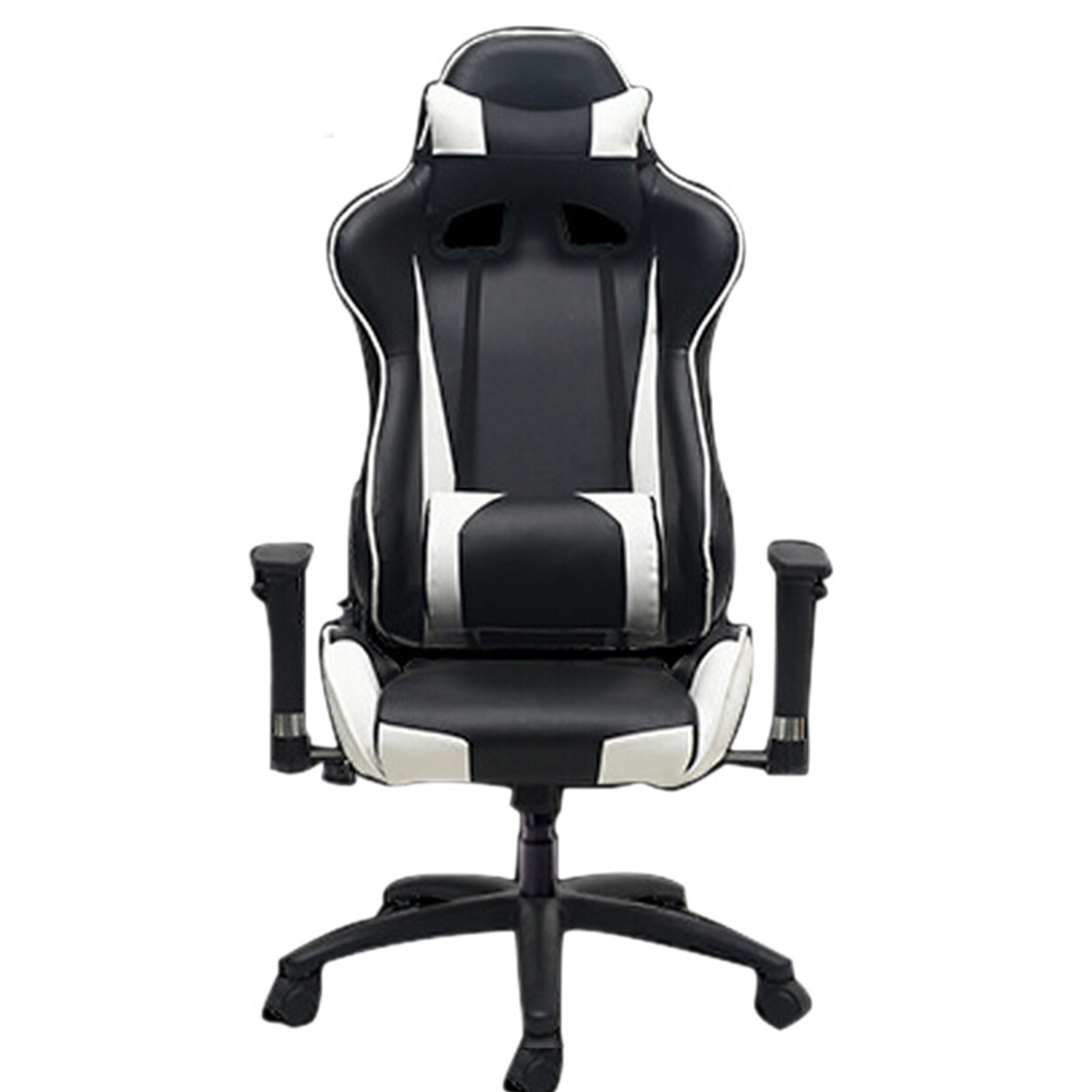 High Quality High Quality  Plastic Gaming Artificial Study Customized Comfortable Lift Game Computer Chair