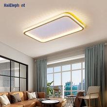 Поверхностного монтажа современные светодиодные потолочные лампы