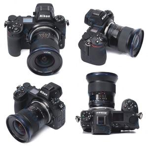Image 5 - Крепление объектива переходное кольцо для Sony FE E руководство MF линзы и Nikon Z7 Z6 Z50 Z корпус камеры NEX Z